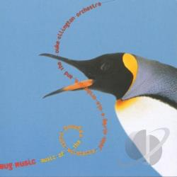 Byron, Don - Bug Music CD Cover Art