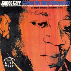 Carr, James - You Got My Mind Messed Up CD Cover Art