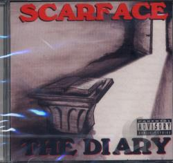 Scarface - Diary CD Cover Art