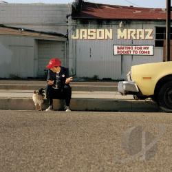 Mraz, Jason - Waiting for My Rocket to Come CD Cover Art