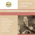Jimenez, Jose Alfredo - Coleccion RCA: 100 Anos De Musica CD Cover Art