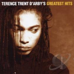 D'Arby, Terence Trent - Greatest Hits CD Cover Art