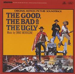 Morricone, Ennio - Good, the Bad and the Ugly CD Cover Art