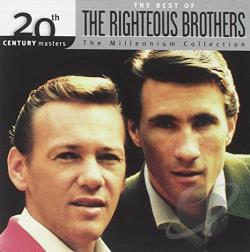 Righteous Brothers - 20th Century Masters: Millennium Collection CD Cover Art