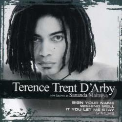 D'Arby, Terence Trent - Collections CD Cover Art