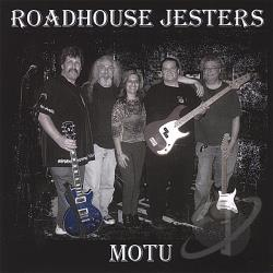 Motu - Roadhouse Jesters CD Cover Art