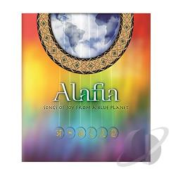 Alafia: Songs of Joy From a CD Cover Art