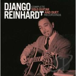 Reinhardt, Django - Complete Solo Guitar & Duet Recordings CD Cover Art