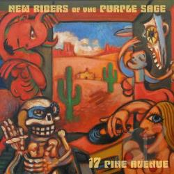 New Riders Of The Purple Sage - 17 Pine Avenue CD Cover Art