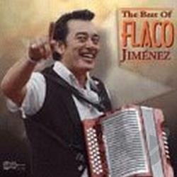 Jimenez, Flaco - Best of Flaco Jimenez CD Cover Art