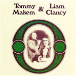 Makem, Tommy - Tommy Makem & Liam Clancy CD Cover Art