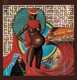 Davis, Miles - Live-Evil CD Cover Art