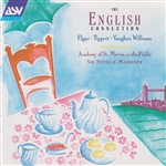 Academy Of St. Marti - English Connection CD Cover Art
