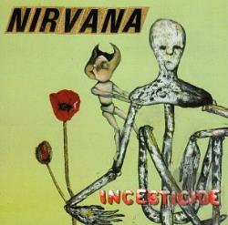 Nirvana - Incesticide CD Cover Art