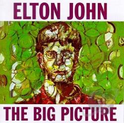 John, Elton - Big Picture CD Cover Art