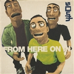 South - From Here On In CD Cover Art