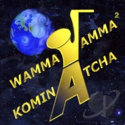 Wammajamma - Kominatcha CD Cover Art