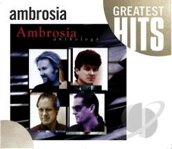 Ambrosia - Greatest Hits CD Cover Art