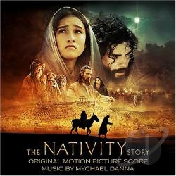 Danna, Mychael - Nativity Story CD Cover Art