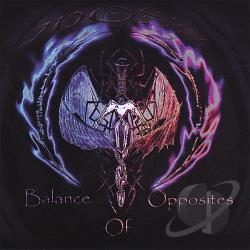Moss - Balance Of Opposites CD Cover Art