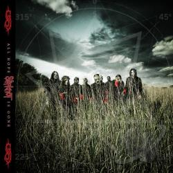 Slipknot - All Hope Is Gone CD Cover Art