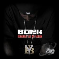 Young Buck - Product of the Grind CD Cover Art