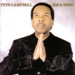 Campbell, Pete - Soca Hero CD Cover Art