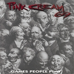Pink Cream 69 - Games People Play DB Cover Art