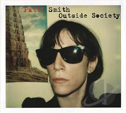 Smith, Patti - Outside Society: Looking Back 1975-2007 CD Cover Art