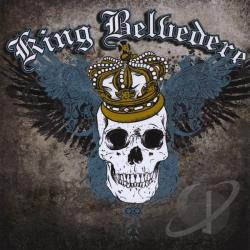 King Belvedere - My Kinda Rock & Roll CD Cover Art
