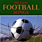 Various Artists - We Love Football Songs DB Cover Art