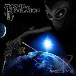 Agents of Revelation - Apocalyptic CD Cover Art