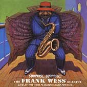 Wess, Frank - Surprise! Surprise! CD Cover Art