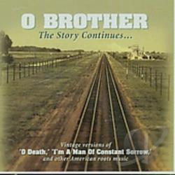 O Brother: The Story Continues CD Cover Art
