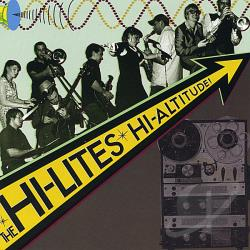 Hi-Lites - Hi-Altitude! CD Cover Art