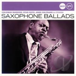 Jazz Club - Saxophone Ballads CD Cover Art