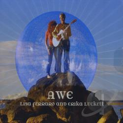 Ferraro, Lisa / Luckett, Erika - Awe CD Cover Art