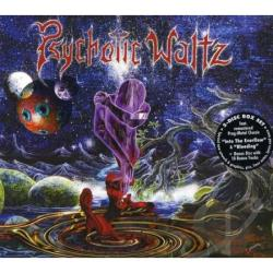 Psychotic Waltz - Into The Everflow / Bleeding CD Cover Art