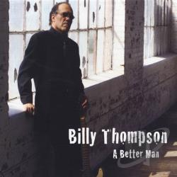 Thompson, Billy - Better Man CD Cover Art