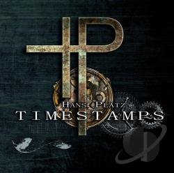 Platz, Hans - Timestamps CD Cover Art