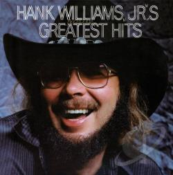 Williams, Hank, Jr. - Greatest Hits CD Cover Art