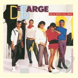 DeBarge - In a Special Way CD Cover Art