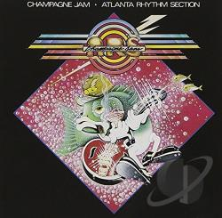 Atlanta Rhythm Section - Champagne Jam CD Cover Art