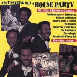 Ain't Nothin But a House Party: '60s Soul CD Cover Art