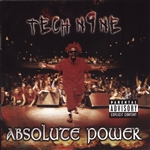 Tech N9ne - Absolute Power CD Cover Art