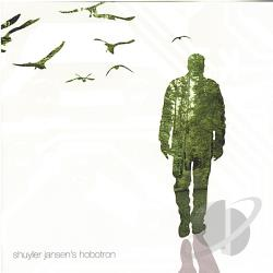 Jansen, Shuyler - Hobotron CD Cover Art