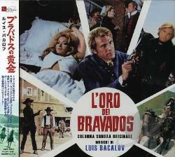 L'Oro Dei Bravados CD Cover Art