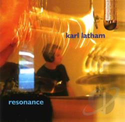 Latham, Karl - Resonance CD Cover Art