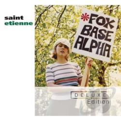Saint Etienne - Foxbase Alpha CD Cover Art