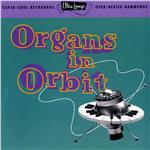 Ultra-Lounge / Organs In Orbit  Volume Eleven DB Cover Art